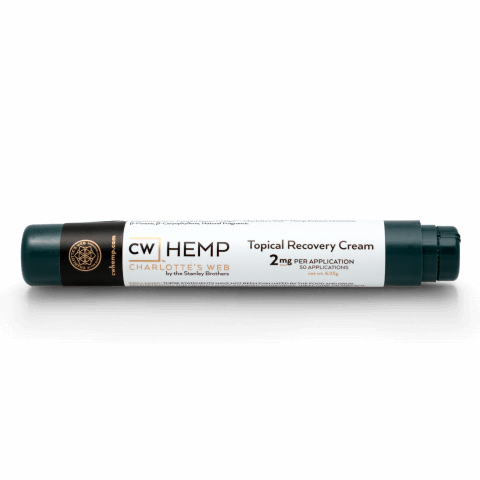 CW Hemp Topical Hemp Oil Gel Pen